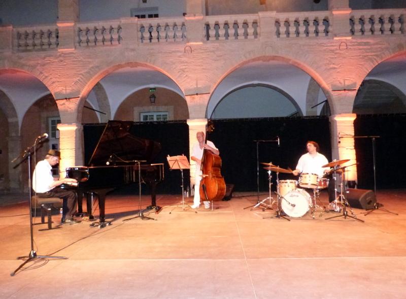Concert à la Charité (Carpentras)