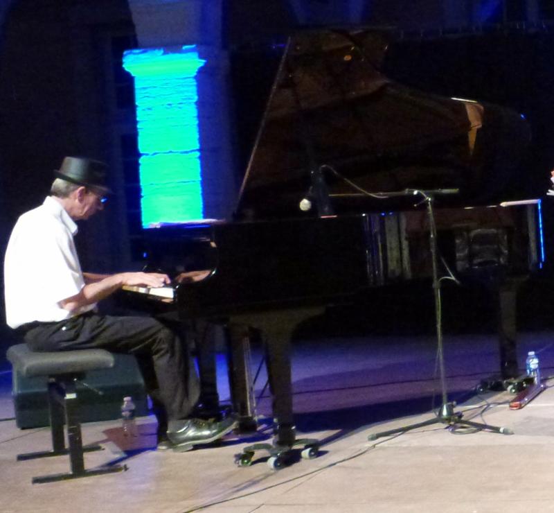 concert à Carpentras