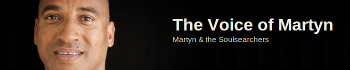 The voice of Martyn